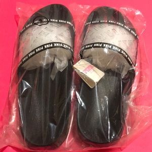NEW PINK Clear Slides